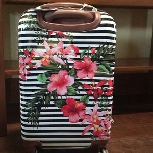 Brand new Tommy Bahama carry on Suitcase